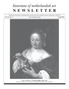 April 2004 Newsletter