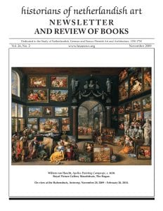 November 2009 Newsletter